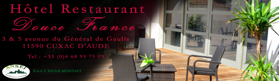 hotel douce france